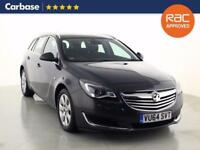 2014 VAUXHALL INSIGNIA 2.0 CDTi [140] ecoFLEX Tech Line 5dr [Start Stop] Estate