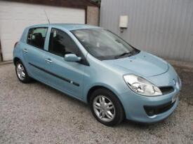 2008 Renault Clio 1.5 dCi 68 Expression 5dr DIESEL, HATCHBACK, £30 RFL 5 doo...