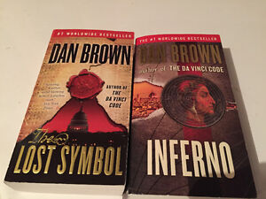 DAN BROWN NOVELS