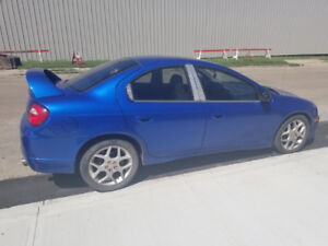 2004 DODGE NEON SRT4 SEDAN 2 .4L TURBO