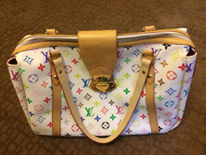 Louis Vuitton Speedy Monogram Multi color LV purse
