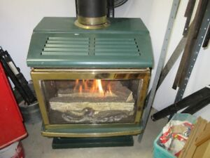 Narural Gas Firplace