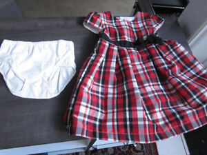 Carter's 2-piece dress set, Br. New, Size 24 Months:REDUCED -$7.