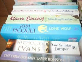 25 Paperback Books of Your Choice