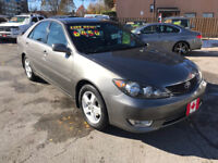 2006 Toyota Camry SE LIMITED SEDAN...LOADED...MINT COND.