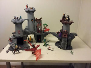 Playmobil Dragon Nights Castel Combination
