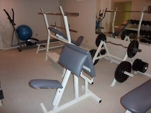 Complete Home/Commercial Gym