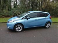 Nissan Note 1.2 DIG-S Acenta 2014 64 VERY LOW MILES Petrol REDUCED