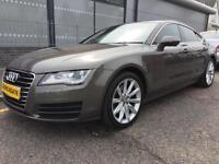2011 Audi A7 3.0TDI (245ps) Quattro Sportback S Tronic SE AUTOMATIC, HEADS UP