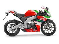 APRILIA RS 125 RACE REPLICA ABS