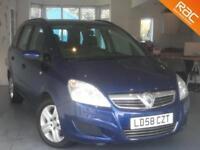 Vauxhalll Zafira 1.8i Exclusive