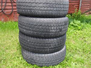 Michelin LTX 245/65/17 REDUCED