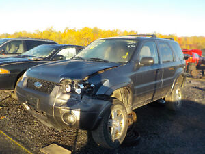 2005 Ford Escape Now Available At Kenny U-Pull Cornwall Cornwall Ontario image 1