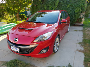 2010 Mazdaspeed 3, Fully Loaded, Low milage