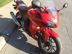 HONDA CBR500R | ABS | mint condition | great beginner moto
