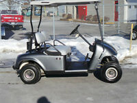 2007 EZGO GAS POWERED GOLF CART