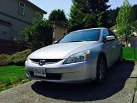 2003 Honda Accord Fully Loaded Local No Accident