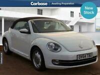 2014 Volkswagen Beetle 1.2 TSI Design 2dr Convertible CONVERTIBLE Petrol Manual
