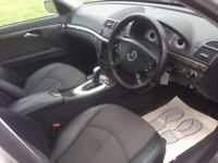 2004 Mercedes-Benz E270 2.7TD Auto CDI Avantgarde- FSH- New MOT- 104000 Miles