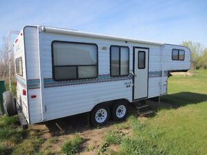 1996 Drifter 245 5th wheel