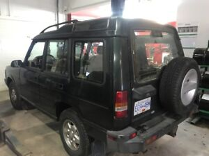 1996 Land Rover Discovery SE