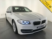 2015 BMW 520D SE AUTO DIESEL LEATHER INTERIOR SAT NAV 1 OWNER SERVICE HISTORY