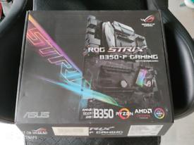 Asus ROG Strix B350 Motherboard