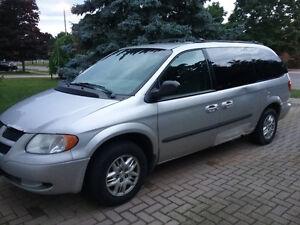 2003 Dodge Grand Caravan Minivan, Van