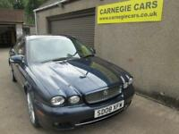 Jaguar X-Type 2.0D S - FSH - FULL LEATHER, CRUISE CONTROL, 18 ALLOYS.