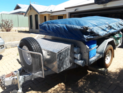 PMX Camper Trailer Merriwa Wanneroo Area Preview