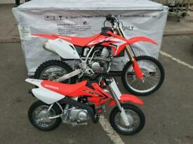 NEW Honda CRF50F, SOLD OUT, TAKING ORDERS, 6.9% APR MX Offroad, Kids, CRF 50cc