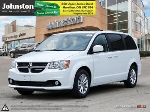 2019 Dodge Grand Caravan SXT Premium Plus  - Navigation