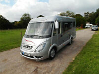 Under Offer Hymer Exsis i 522 LHD A class Motorhome