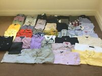 Men's Designer clothing Armani , stone island jeans , Ralph shirts and polos and much more