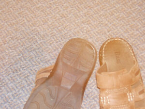 BASS MENS LEATHER SANDALS SIZE 7 Kingston Kingston Area image 3