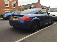 Audi TT 2003 225bhp Quattro Drive Away NO OFFERS!!