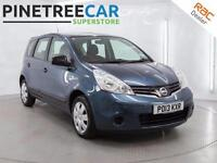 2013 NISSAN NOTE 1.5 dCi Visia 5dr