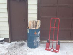 Firewood - Edmonton St. Albert Morinville Legal Westlock