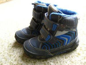 Geox Amphibiox size 8 boys boots, size 24 London Ontario image 1