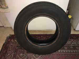 Great Deal on Used All Season MotoMaster Tires for Sale (13in)
