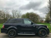 Used, 2010 Land Rover Range Rover Sport 3.6TD V8 auto 2010MY HSE. Brilliant Drive. for sale  Wembley, London