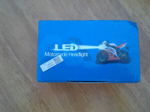 LED Hookup ,motorcycle head light for sale