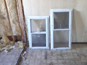 USED ALUMINUM WINDOWS