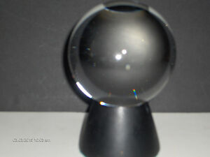 Rock Crystal ball Belleville Belleville Area image 1