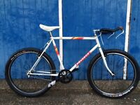 Peugeot Single Speed Mens Bike new components, ready to ride