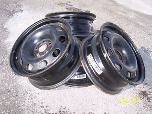 195x65x15     VW  RIMS  tires