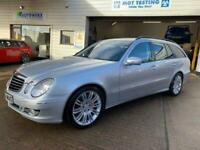 2007 Mercedes-Benz E-CLASS 3.0 E320 CDI SPORT 5d 222 BHP Estate Diesel Automatic