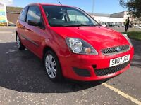 Ford Fiesta trade in to clear