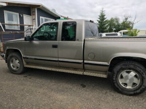 Reduced and motivated! 98' Chevrolet Z71