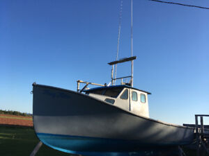43 foot Hutt boat for sale